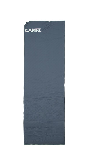 CAMPZ Classic Comfort zelfopblaasbare slaapmat grijs